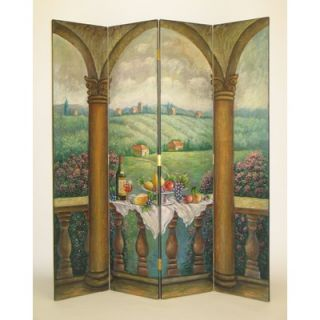 Wayborn Picnic in uscany Room Divider
