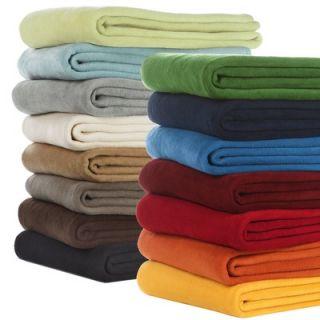 Bocasa Blankets Woven Throw Blanket in Camel   240 CA