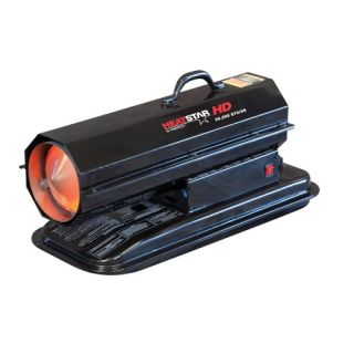 HS50K 50000 BTU Forced Air Kerosene Heaters