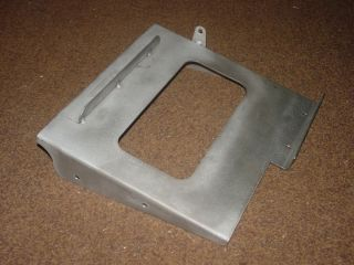 Yamaha Golf Cart G1 Replacement Steel Battery Tray
