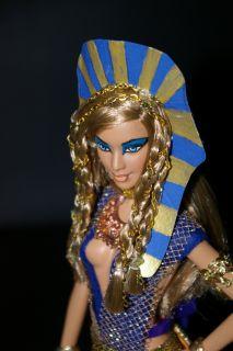 Barbie OOAK Egypt Model Muse Perfect African RARE Lantis Kelly
