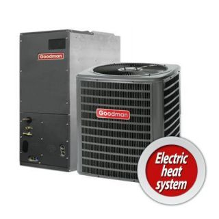 Goodman 3 5 Ton 13 SEER Heat Pump Air Conditioner