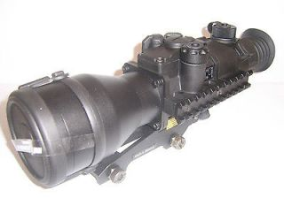 Pulsar Phantom 4x60 GEN II+ NIGHT VISION RIFLE SCOPE +WEAVER MOUNTE+