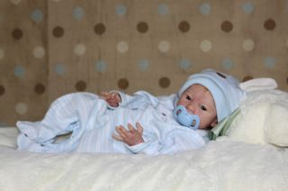 Prototype 1 Liberty by Laura Lee Eagles Reborn Baby Life Like Doll