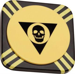 Kaces Grafix 6 Pro Practice Pad Hazard Gxpad Hz ES