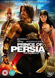 Persia The Sands of Time [DVD], Good DVD, Gemma Arterton, Jake Gyllen