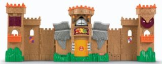 NEW Fisher Price Imaginext Eagle Talon Castle