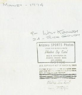 USAC Cra Midgets Dirt Track Racing 9 Walt Kennedy 24 Rick Goudy