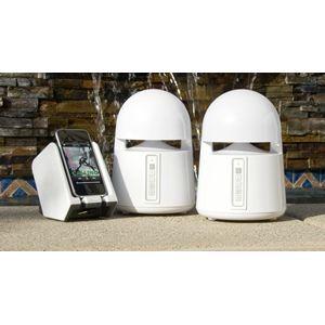 Grace Digital Bullet Outdoor Indoor Wireless Speaker SE