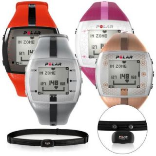 Polar FT4 Fitness Heart Rate Monitor Watch (Mens Womens) Various