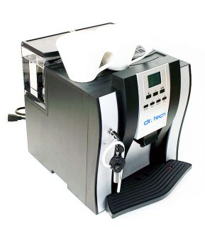 Dr Tech Commercial Grade Fully Automatic Espresso Coffee Maker Machine