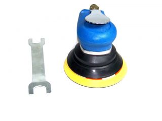 Palm Grip Random Orbital Air Sander Hand Power Tools
