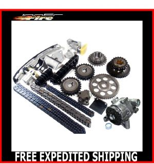 Suzuki Timing Chain Kit Oil Pump 2 5L H25A 2 7L H27A Grand Vitara XL7