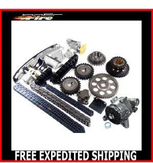 Suzuki Timing Chain Kit Oil Pump 2 5L H25A 2 7L H27A Grand Vitara XL7
