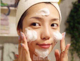 Missha Bubble Maker Face Sponge Cleanser Korean Makeup Bbcream