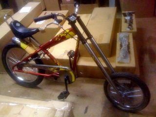 "Harley Davidson Chopper Bicycle 20"""