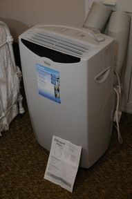 Portable Heater AC Unit