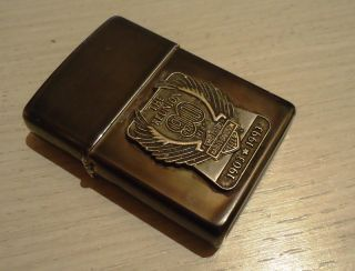 harley davidson zippo the reunion 90 years anniversary lighter 1903