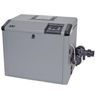 Jandy LXI Low NOx 400,000 BTU Natural Gas Pool and Spa Heater