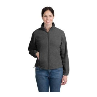 Port Authority Ladies R Tek Fleece Full Zip Jacket