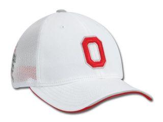 Ohio State Buckeyes Reebok Heisman Flex Fit OSFM Mesh Hat Cap New