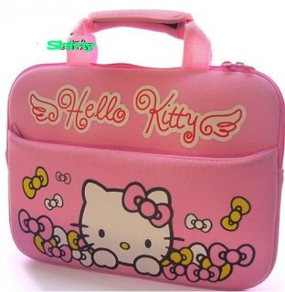 1x Hello Kitty Computer Bag Laptop Sleeve Bag for 8 10