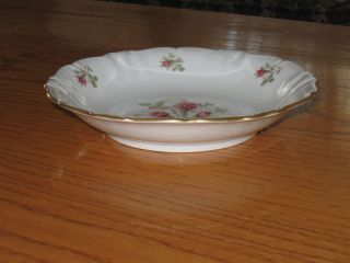 Moss Rose Royal Heidelberg Winterling Bavaria Germany 3 Soup Bowls 7 3
