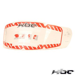 KBC Helmet Shield Clear Visor for VR 2 VR 3 Force RR