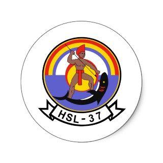HSL 37 Easy Rider Sickers