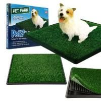 New Dog Puppy House Breaking Potty Training Aid Grass