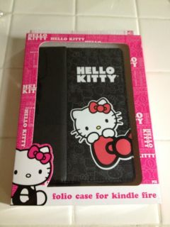 Hello Kitty Folio Case for  Kindle Fire