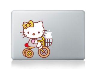 us ship hello kitty laptop apple macbook pro air vinyl sticker skin
