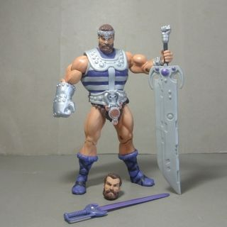 He Man MOTU Classics Exclusive Fisto Action Figure