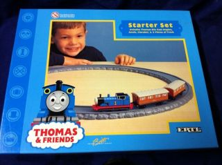 Thomas the Tank Engine Stater Set ERTL Die Cast Engine Annie Clarabel