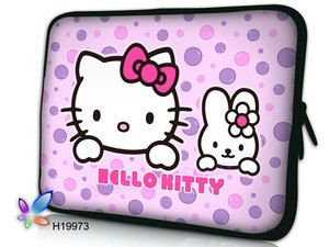 Hello Kitty Neoprene Laptop Sleeve Bag for 13 3 Laptop Apple MacBook