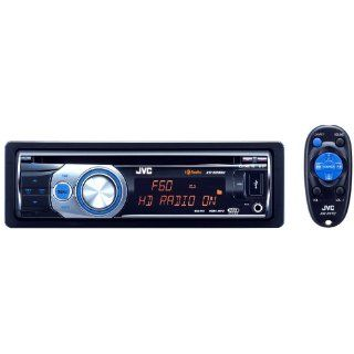 JVC KD HDR60 USB/CD Receiver with HD Radio Tuner and