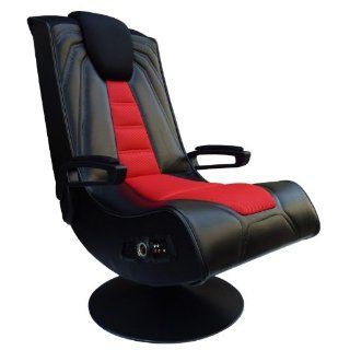 X Rocker Spider Wireless Game Chair Color   Black Home