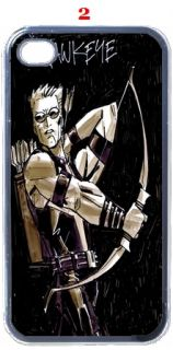 Hawkeye Marvel Fans Approved iPhone 4 4S Hard Case