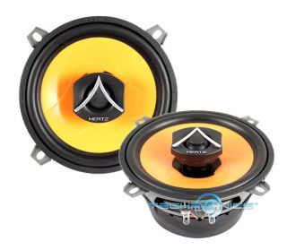 HERTZ ECX 130 5 25 2 WAY 200W MAX ENERGY SERIES COAXIAL CAR AUDIO DOOR