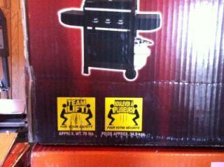 Potten Grill Mate 40 000 BTU Propane Gas Barbecue BBQ FL1400 FL