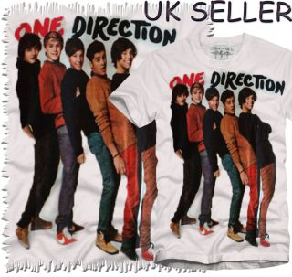 Tour Concert Niall Liam Harry Zayn s M L XL T Shirt UK Seller