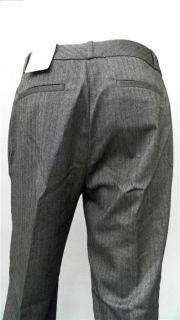 Van Heusen Studio Ladies Womens 6 Stretch Dress Straight Pants Short