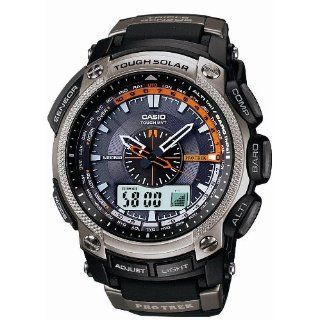 Casio Protrek Tough Solar Radio Clock Tough MVT Multiband 6 PRW 5000