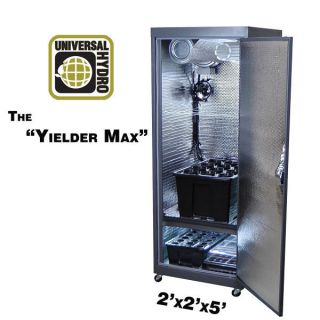 Factory Made Hydro GROW BOX Automated Hydroponics System Grow Cabinet