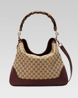 Gucci Diana GG Shoulder Bag, Medium   Neiman Marcus