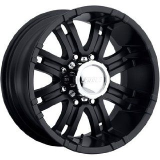 American Eagle 197 18 Black Wheel / Rim 6x5.5 with a  11mm Offset and