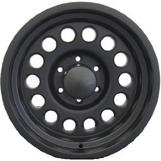 American Eagle 100 15 Black Wheel / Rim 5x4.5 with a  30mm Offset and