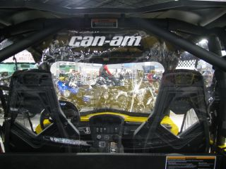 Can Am Commander Soft Rear Window 715001373