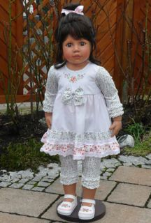 MASTERPIECE DOLLS KATRINA BY MONIKA PETER LEICHT 35 IN STOCK