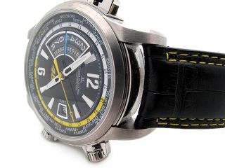 Jaeger LeCoultre Master Extreme Alarm VALENTINO ROSSI 177.t4.7v